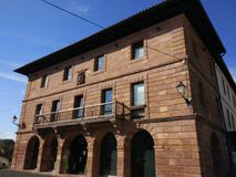 Baztan Navarra Fotografie Stock