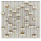 Bazy danych pojęcie Zdjęcie Stock
