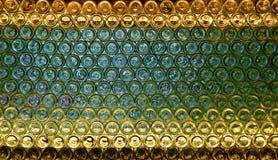 Bazy wino butelki Fotografia Stock