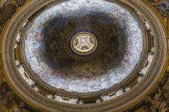 Bazylika święty Peter, watykan, Watykan Fotografia Royalty Free
