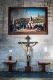 Bazylika begonia w Bilbao Hiszpania zdjęcia royalty free