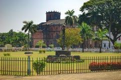 Bazylika Bom Jezus w Starym Goa, India Zdjęcia Royalty Free