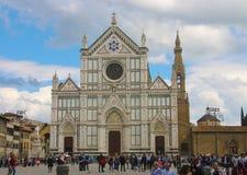 bazylika Croce Di Santa Fotografia Royalty Free