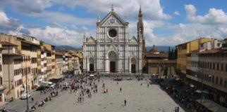 bazylika Croce Di Santa Obrazy Stock