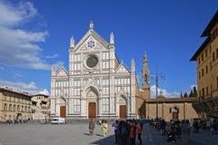 bazylika Croce Di Santa Zdjęcie Stock