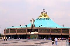Bazylika de Guadalupe V zdjęcia stock