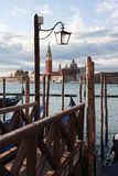 Bazylika Di San Giorgio Maggiore Zdjęcie Royalty Free