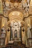 Bazylika Di Sant' Apollinare Nuovo Obraz Stock