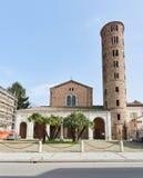 Bazylika Di Sant' Apollinare Nuovo Fotografia Stock