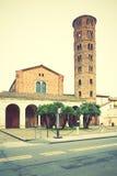 Bazylika Di Sant Apollinare Nuovo Obraz Royalty Free