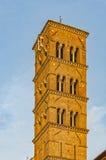 Bazylika Di Santa Francesca Romana Zdjęcie Stock
