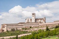 bazylika Francesco San zdjęcia royalty free