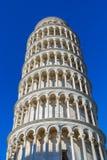 Bazylika i oparty wierza w Pisa Włochy zdjęcie stock