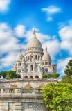 Bazylika Sacre-Coeur w Paryż zdjęcie royalty free