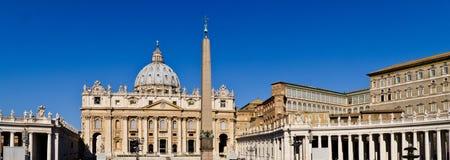Bazylika San Pietro Zdjęcie Royalty Free