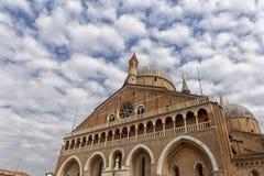 Bazylika sant Antonio Padova Zdjęcie Royalty Free