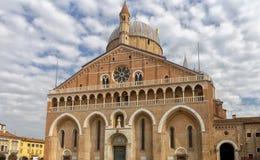 Bazylika sant Antonio Padova Fotografia Royalty Free