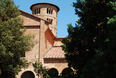 Bazylika Sant Apollinare Zdjęcie Royalty Free