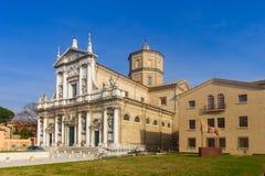 Bazylika Sant'Apollinare Nuovo, Ravenna Fotografia Royalty Free