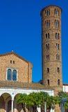 Bazylika Sant Apollinare Nuovo w Ravenna, emilia Ja Zdjęcia Stock