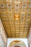 Bazylika Sant Apollinare Nuovo w Ravenna, emilia Ja Obraz Royalty Free
