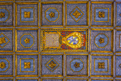 Bazylika Sant Apollinare Nuovo w Ravenna, emilia Ja Obrazy Stock