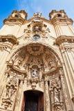 Bazylika Santa Maria Del w San Coro Sebastian Zdjęcie Stock