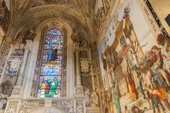 Bazylika Santa Maria nowele w Florencja, Filippino Strozzi Zdjęcie Stock