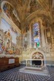 Bazylika Santa Maria nowele w Florencja, Filippino Strozzi Obrazy Stock