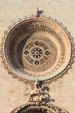 Bazylika St Francis Assisi w Palmie de Mallorca Zdjęcia Stock