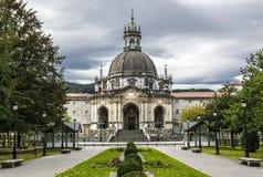 Bazylika St Ignatius Loyola Zdjęcie Royalty Free