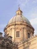 Bazylika w Palermo, Sicily Zdjęcia Royalty Free