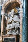Bazylika - Watykan, Włochy Zdjęcie Royalty Free