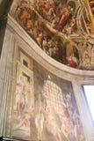 Bazylika - Watykan, Włochy Zdjęcia Stock
