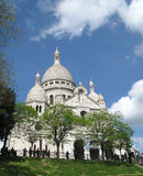 bazyliki coeur sacre Fotografia Royalty Free