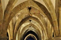 bazyliki crypt un prokop świątobliwa trebic un zdjęcie royalty free