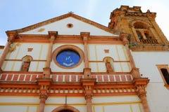 Bazyliki De Nuestra señora De Los angeles Salud II fotografia royalty free