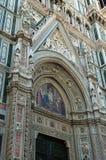 bazyliki Del Di fiore przelotne spojrzenie Maria Santa Zdjęcie Royalty Free