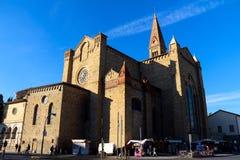bazyliki Di Maria nowele Santa Zdjęcie Stock