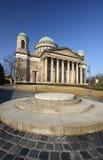 bazyliki esztergom przodu ogród Hungary Obrazy Royalty Free