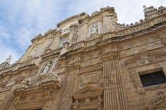 Bazyliki katedra St Agat Obraz Stock