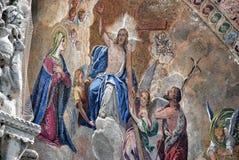 Bazyliki katedra w Wenecja fotografia stock