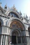 Bazyliki katedra w Wenecja obrazy royalty free