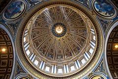 bazyliki kopuły peters st Zdjęcie Stock
