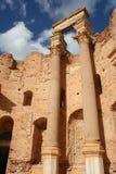 bazyliki leptis Libya magnumy Zdjęcie Stock