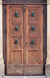 bazyliki wejściowy Krakow Mary s boczny st Fotografia Royalty Free