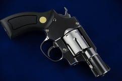 BB枪左轮手枪 免版税图库摄影