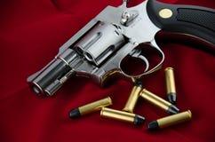 BB Gun Revolver Stock Photography