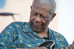 BB King Royalty Free Stock Image