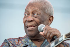 BB King Stock Photo